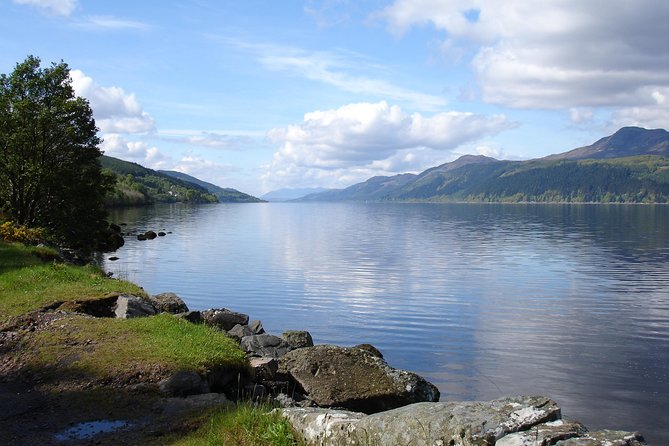 1 Day Tour From Edinburgh - Loch Ness, Glencoe And The Highlands