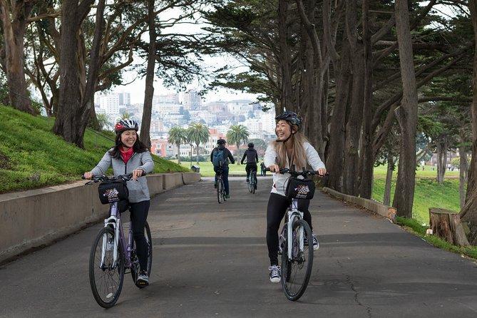 24 uur fietsverhuur in San Francisco