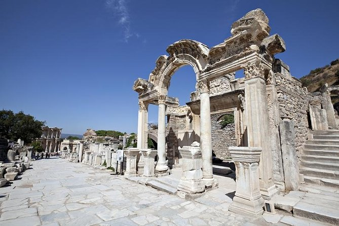 Fullständig privat tur: Höjdpunkter i Efesos från Kusadasi