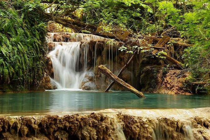 Krushuna Waterfalls and Devetashka Cave Private Day Trip