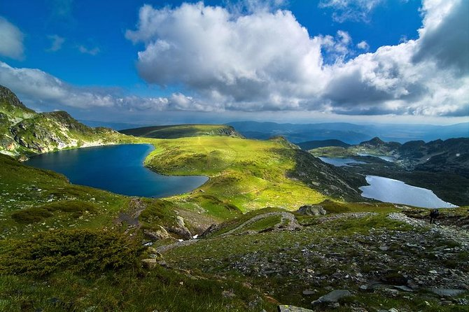 Private Day Trip to the 7 Rila Lakes with hiking and SPA