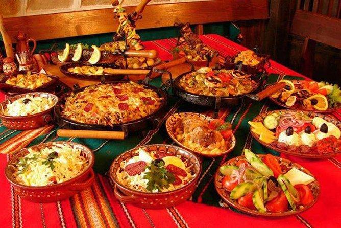 Privé dagtrip naar Plovdiv met traditionele lunch