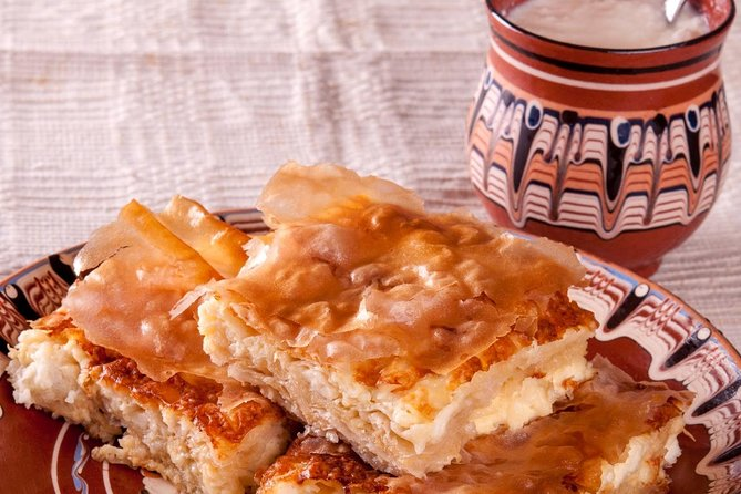 Private Sofia Guided Walking City Tour with Traditional Breakfast