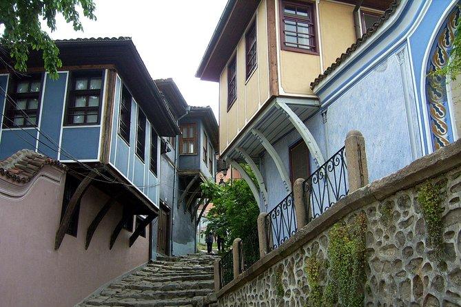 Private Day Trip to Plovdiv and Bachkovo Monastery