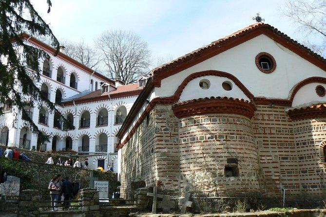 Vitosha-berg, Boyana-kerk en Dragalevtsi-klooster Privé-dagtocht
