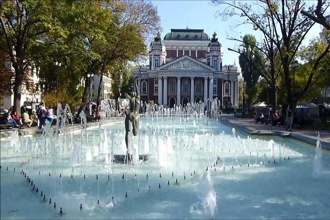 Sofia sightseeing