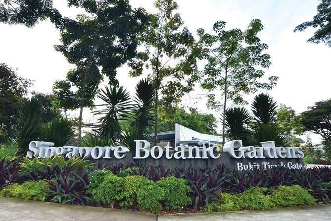 3 Hours Singapore Botanic Gardens Tour