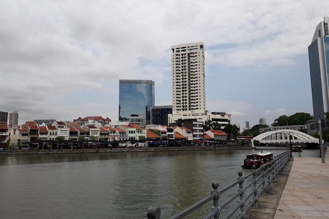 The Stories and Histories Across the Singapore River