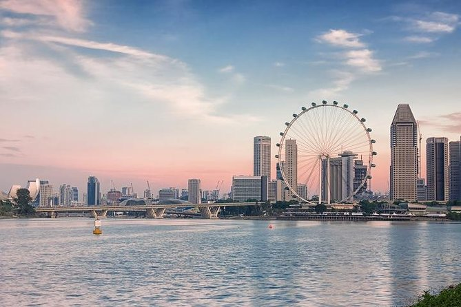 Private Group Half-Day Singapore Discovery Tour
