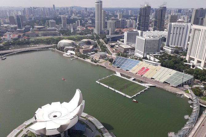 Private Singapore Layover Tour