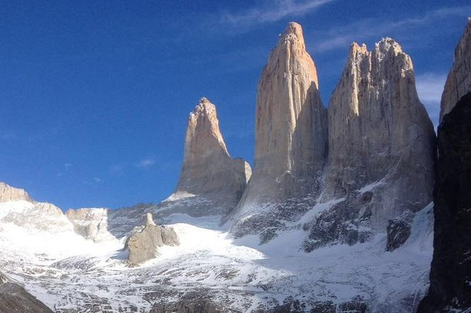 Full-Day Torres del Paine Mountains Avanceret Vandretur