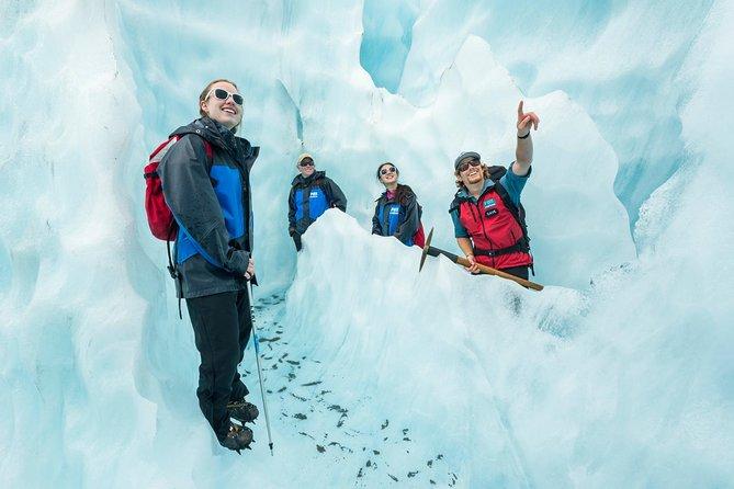 Heli Hike Fox Glacier