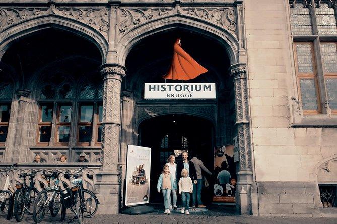 Historium Bruges Thirsty Time Traveller Ticket