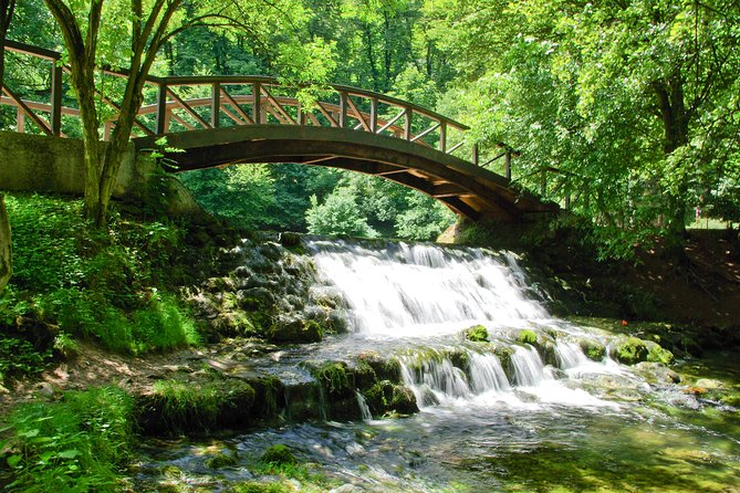 Private tour - Bosna river source - Nature park