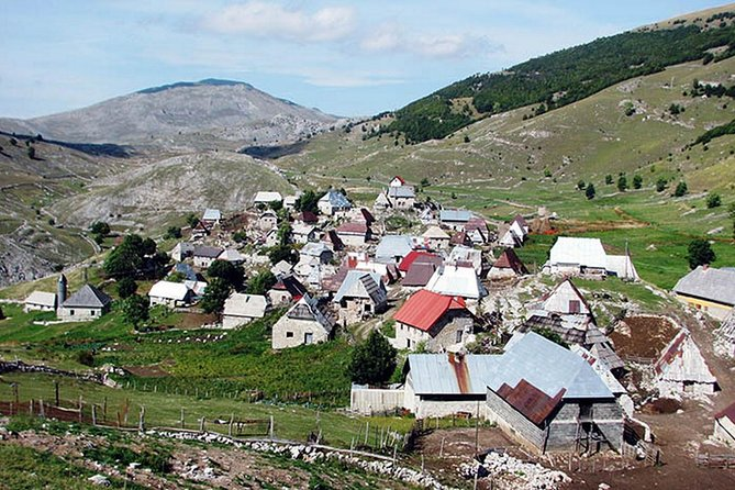 From Sarajevo: Full-Day Lukomir Village Private Tour