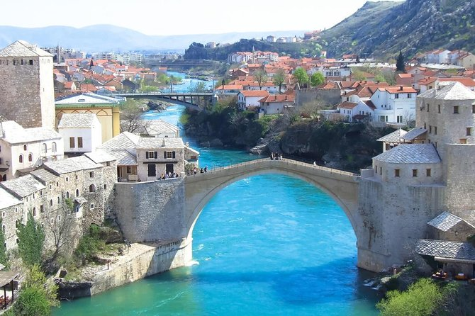 Mostar in a Day Private Tour from Dubrovnik