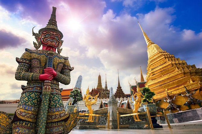 Excursão guiada personalizada em Bangkok