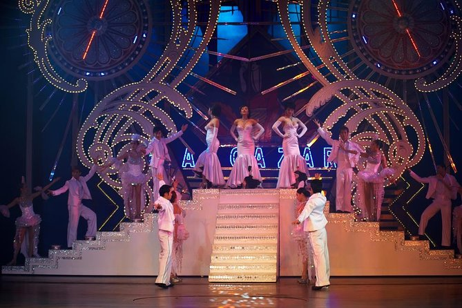 Pattaya Tiffany Show With Round Trip Hotel Transfers