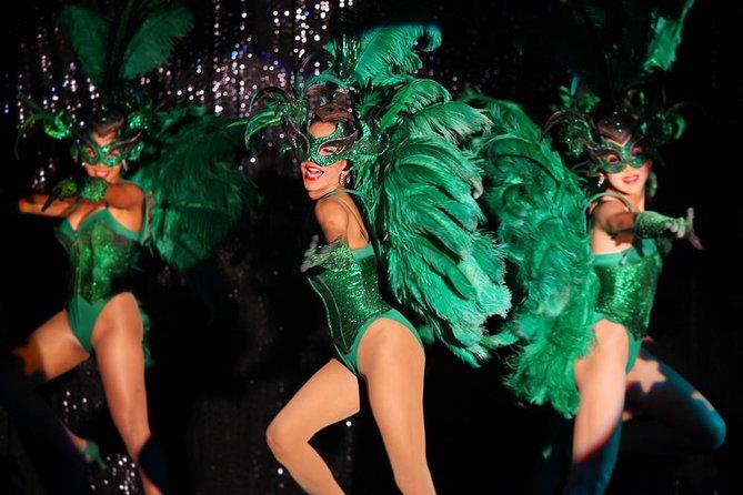 Billet coupe-file: billet pour le spectacle de cabaret de Bangkok Calypso avec (facultatif) dîner et transferts