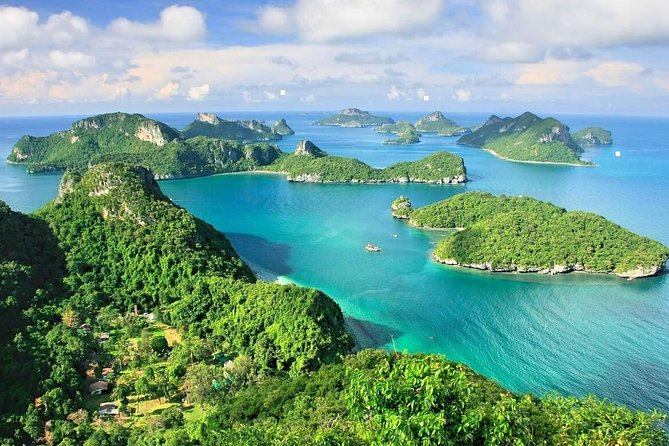Ang Thong National Marine Park Full Day Tour