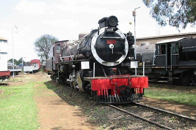 Nairobi Railway Museum | zuru Kenya | historical sites to visit in Nairobi