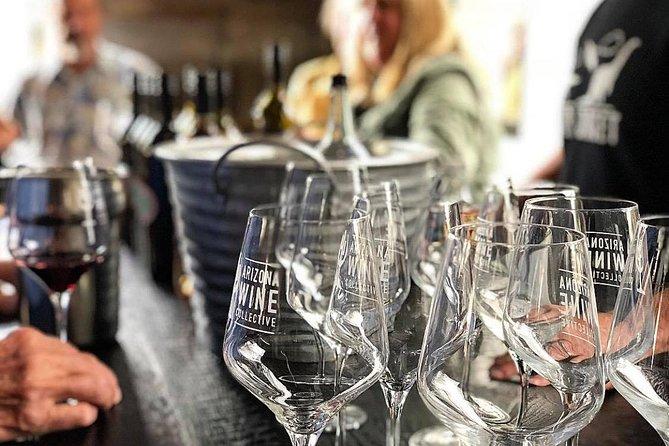 Tour de todo incluido Sonoita Wine desde Tucson
