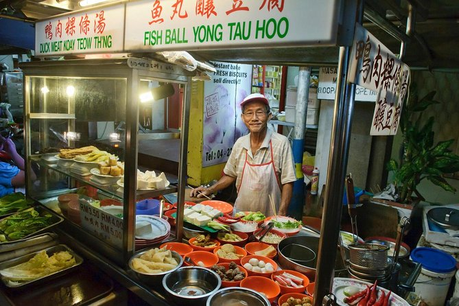 Heritage Food and Fun Tours in Penang