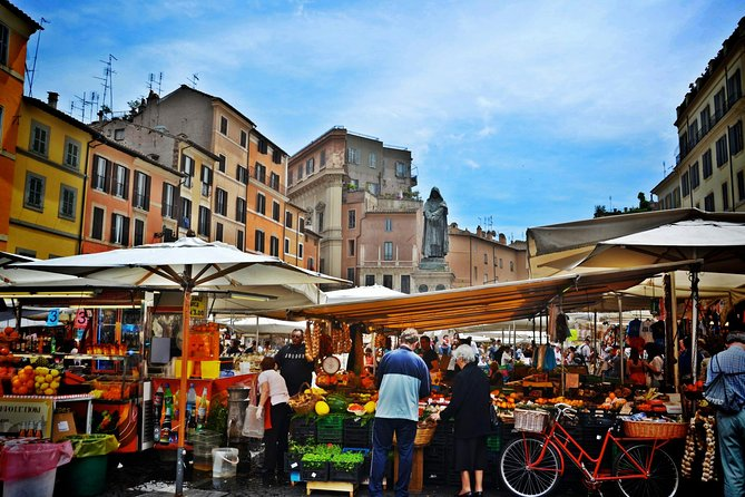 Rome medieval and Jewish ghetto walking tour with personal tour guide