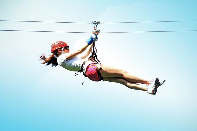 Campo Rico Ziplining Adventure in Puerto Rico
