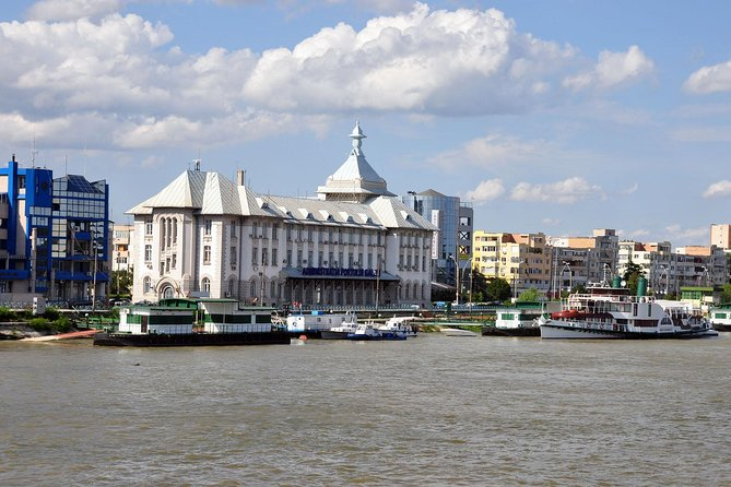 Private Transfer From Bucharest Airport To Galati