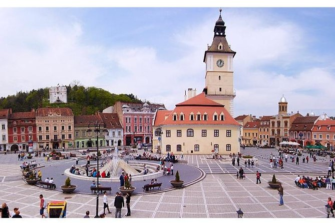 Private Transfer From Bucharest Airport To Brasov
