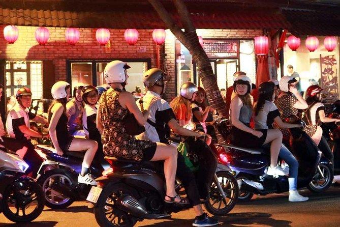 Saigon Foodie Tour By Scooter