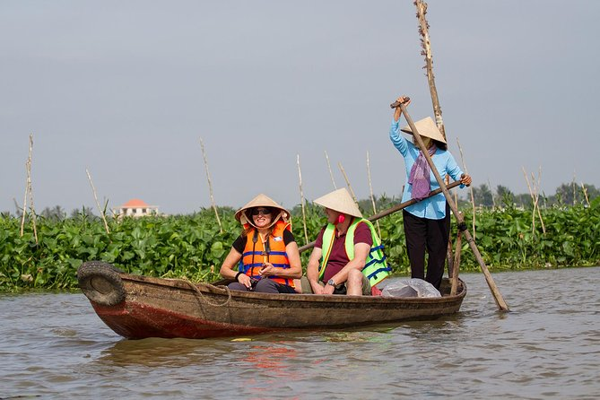 MEKONG DELTA: CAIBE and VINH LONG with Private MEKONG QUEEN CRUISE