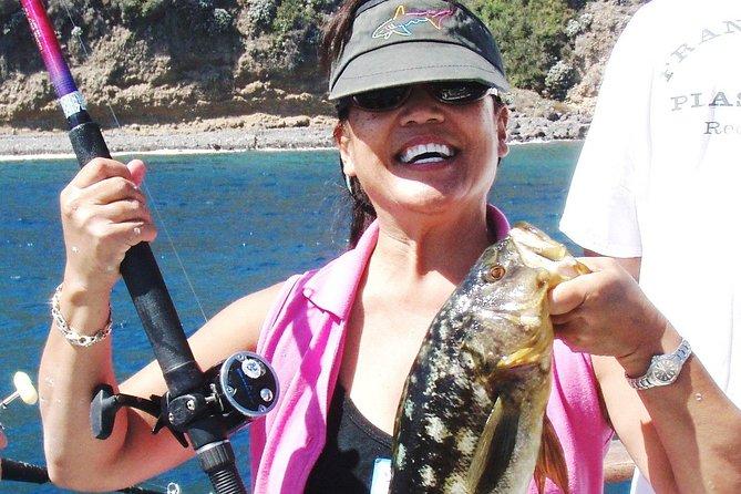 Half-Day Deep Sea Fishing Trip from Newport Beach
