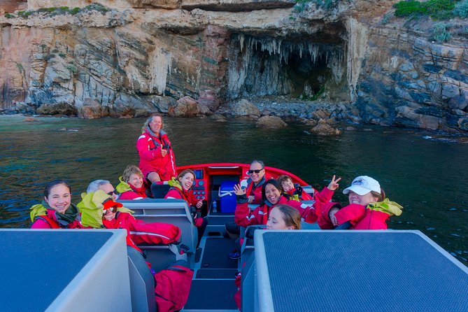 Dunsborough Jet Boat Sea Safari Along Cape Naturaliste Coast