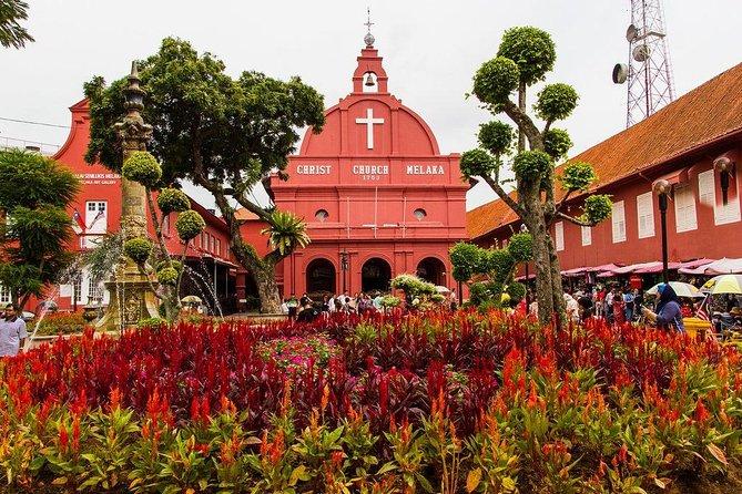 Private Tour: Full day Batu Caves n Historical Melaka Tour- Unesco Heritage Site
