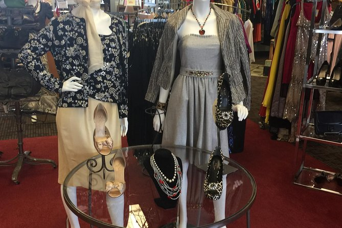 Resale Shopping Tours of Houston