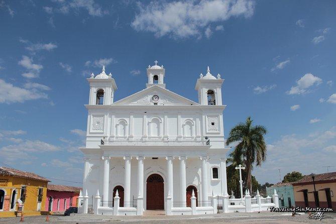 Suchitoto's Church
