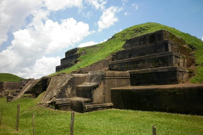Archaeological site Joya de Ceren