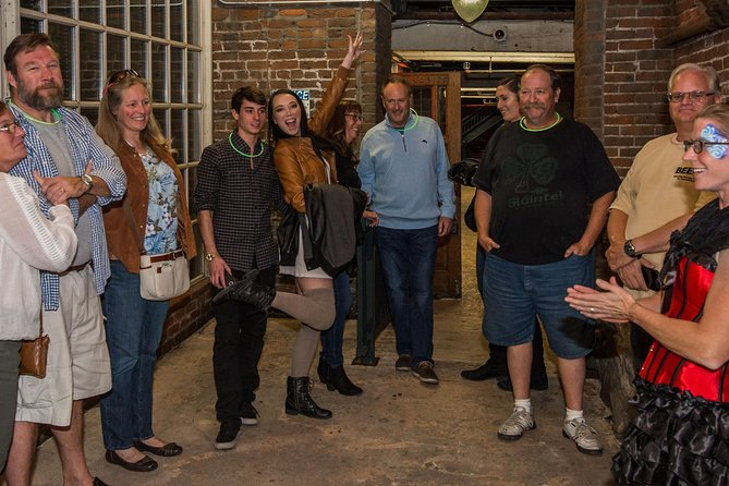 Haunted Houston Ghost and Pub Walking Tour