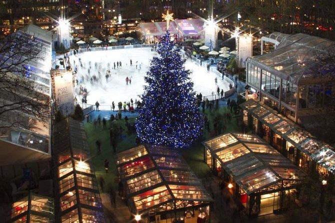Weihnachtsausflug in New York