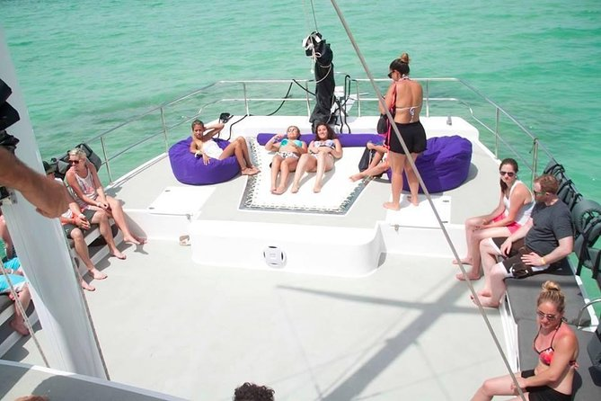 Platinum Snorkeling Catamaran Excursion with Open Bar