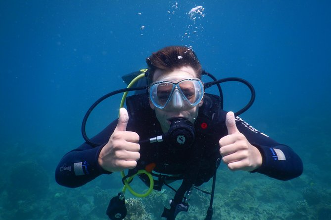 Scuba Diving Discovery Course on Hon Mun Island in Nha Trang photo 7