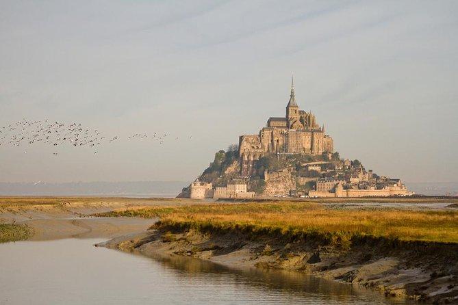 Excursão de 1 dia ao Mont Saint Michel saindo de Bayeux