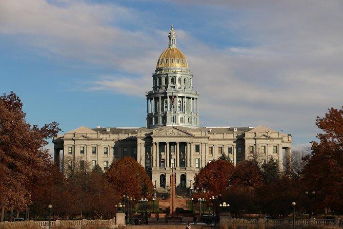 Recorrido a pie por el centro y el Capitolio de Denver