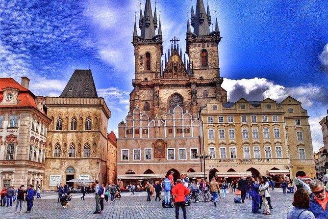 Prague Architecture Private Walking Tour