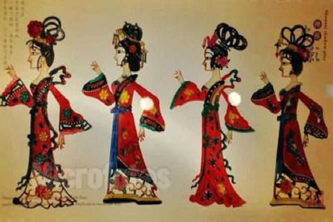 Shaanxi Opera and the Shadow Play Show