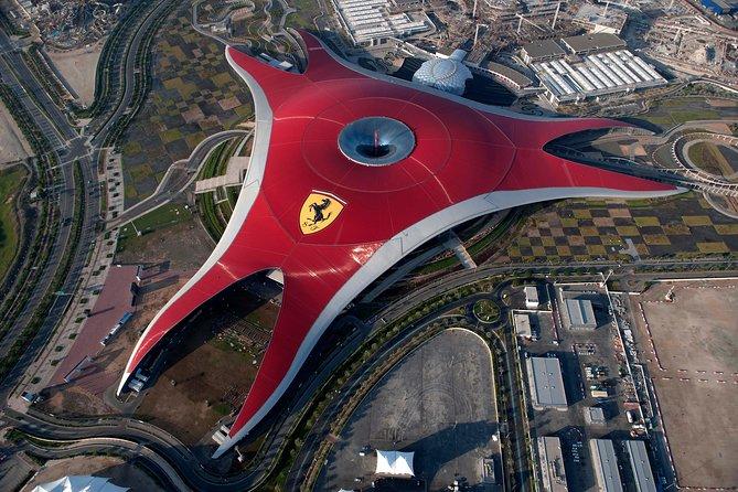 Ferrari World Abu Dhabi Mit Transfers Von Dubai 2021 Tiefpreisgarantie