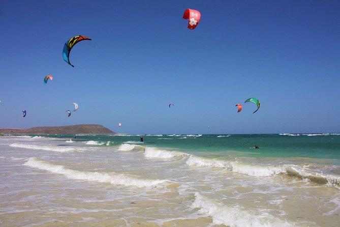Kite-Surfing Experience in Santa Maria