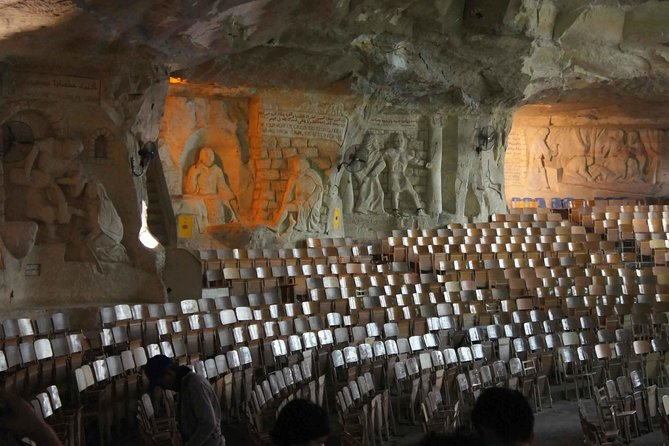 Private Half Day Tour to Cave Church and Garbage City